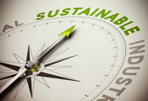 sustainable compass